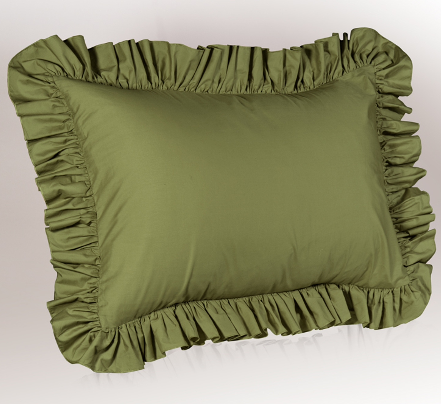 sage-ruffled-pillow-sham