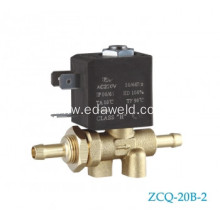 Massive Selection for Tube Fittings Connector Solenoid Valve,Welding Machines Tube Solenoid Valve Manufacturer in China Tube Connector Welding Solenoid Valve supply to Sierra Leone Suppliers