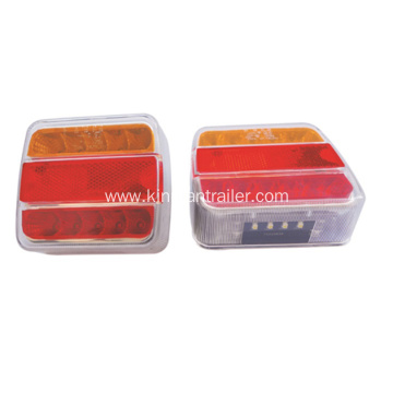 LED Tail Light For Trailers