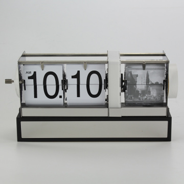 Advertising Flip Clock for Decor