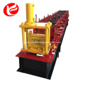 Design sale c purlin rolling and forming machine