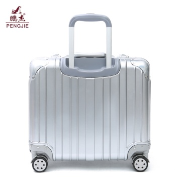 Flight Aluminum Small Carry-on Trolley Case
