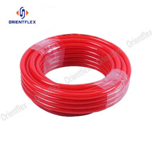 China for Polyurethane Braided Hose Various sizes ozone resistant PU braided flexible hose export to Spain Factory