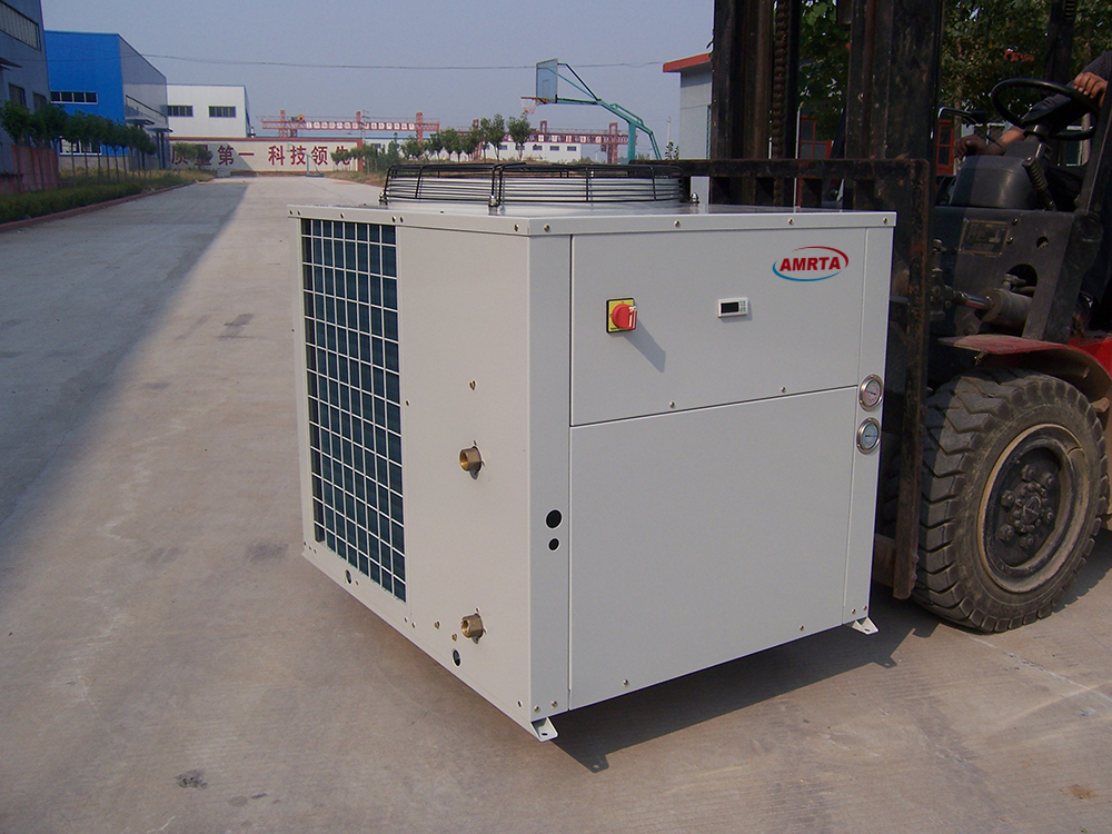 Top Discharge Air Cooled Chiller