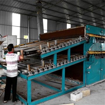Veneer Dryer in plywood making line