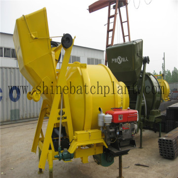 350 Drum Concrete Mixing Machine