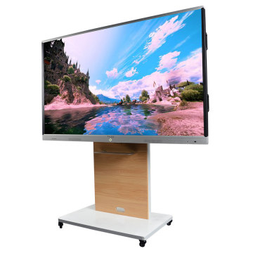 LCD interactive touch screen smart board touch tv