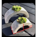 Arch G617 granite flower pot