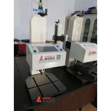 Top Flange Hand-held Shot Peening Electric Marking Machine
