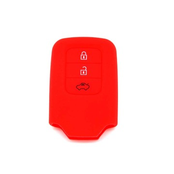 honda car key fob case cover replacement silicone