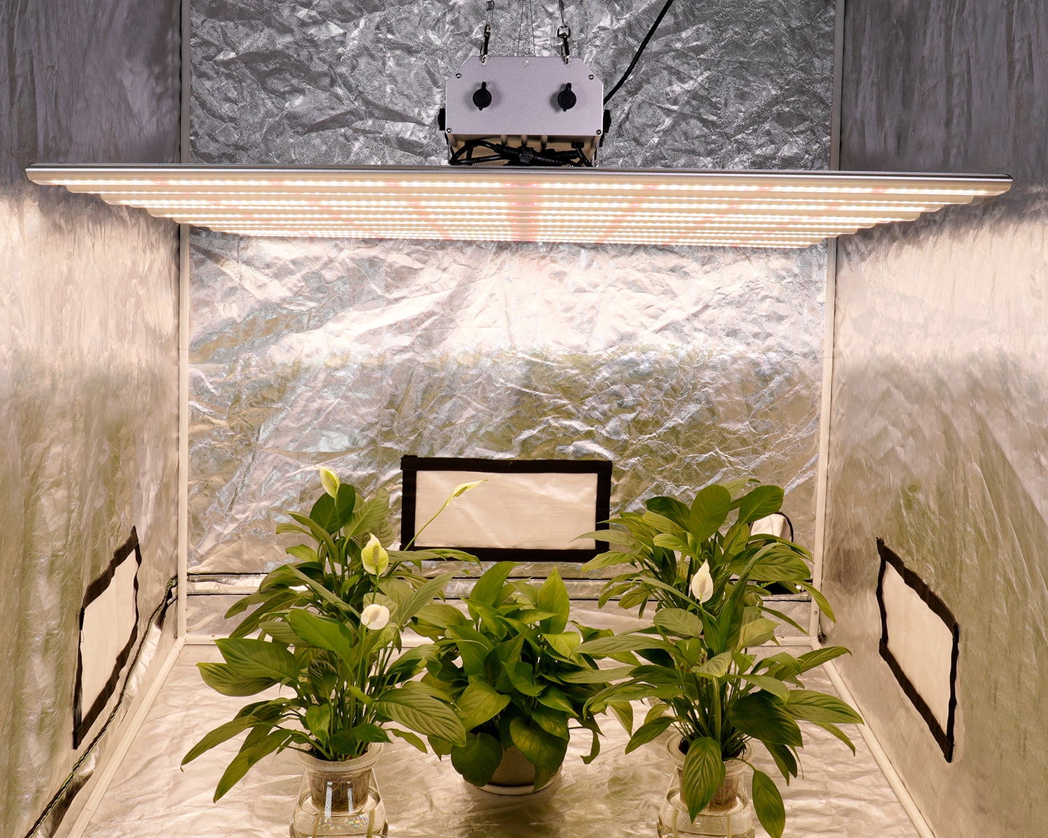 Hydropics 800w Led Grow Bar Light