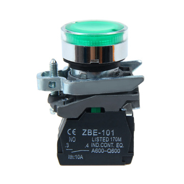 XB4-BW3361 Pushbutton Switch with Light