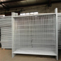 Hot Dipped Galvanized Welded Temporary Fencing