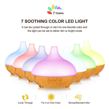 Thread Cap 300ml Bluetooth Music Oil Diffuser