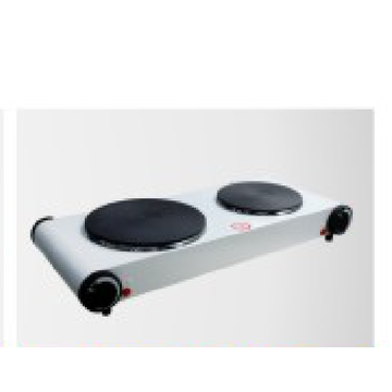 Rapid Heating Double Burner Hot Plate
