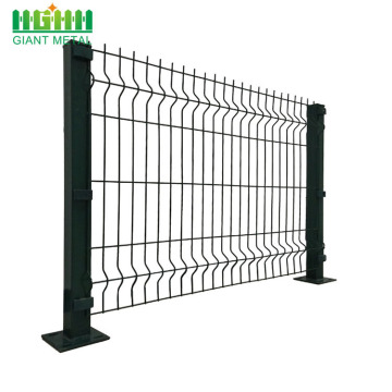 Welded 3D Garden Fence Panels Price Philippines