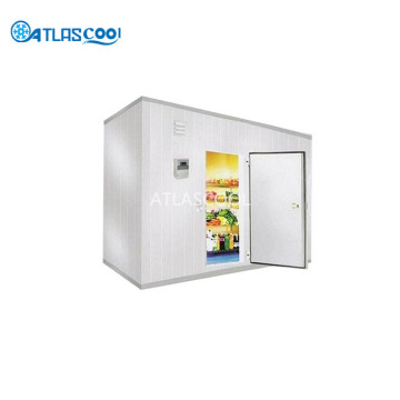 Portable refrigerated cold storage room