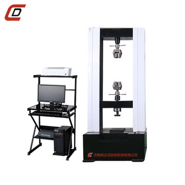 WDW-100 Rope Tensile Strength Testing Machine