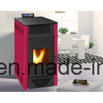 Ce Certified Adjusle Thermostat Safe Wood Pellet Stove