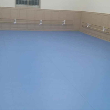 Vinyl Dance Room Flooring