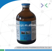 Rapid Delivery for Sulfathiazole Powder Animal Sulfadiazine Sodium Injection 33.3% supply to Spain Factory