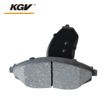 GDB4606  Brake Pad for DAEWOO