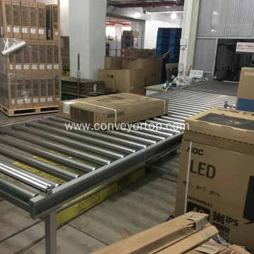 High Quality Stainless Steel Gravity Roller Conveyor System