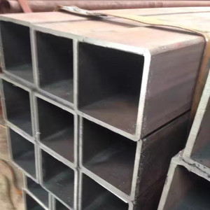 ODM for Offer Hot Finished Rectangular Steel Profile, Galvanized Rectangular Steel Profile,Rectangular Steel Profile From China Manufacturer Mild Steel Hollow Tube Tubing factory supply to United Arab Emirates Manufacturers