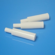 High quality glazed alumina ceramic tube