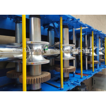 Popular Round Downspouts Roll Forming Machines