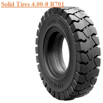 Forklift Solid Tire 4.00-8 R701