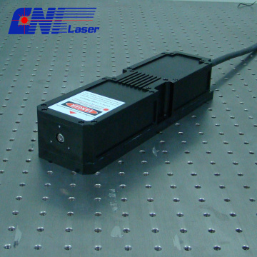 5w 671nm ultra compact laser for optical instrument