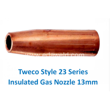 23-50 Tweco 13mm Gas Nozzle