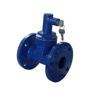 Soft Seal Gate Valve with Lock