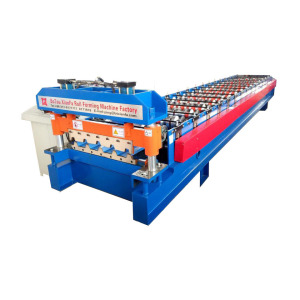 XF TR36 Trapezoidal Roof Panel Roll Forming Machine