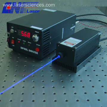 457nm easy operating solid laser for printing