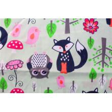 High quality factory for T/C Lining Fabric 65 polyester 35 cotton fabric printed fabric export to United States Factories