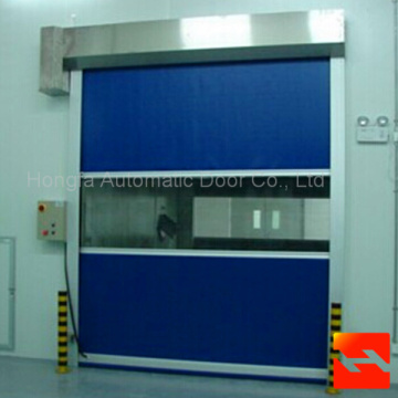 Speediness Industrial PVC Fabric High Speed ​​Door