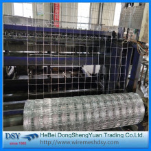 Quality for Wire Filter Mesh fixed knot woven wire deer farm fence/field fence export to British Indian Ocean Territory Importers