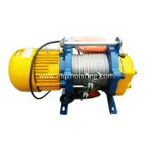 KCD multifunctional electric hoist / electric winch