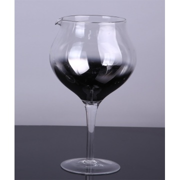 Tall Wine Glass Goblet With Different Pattern