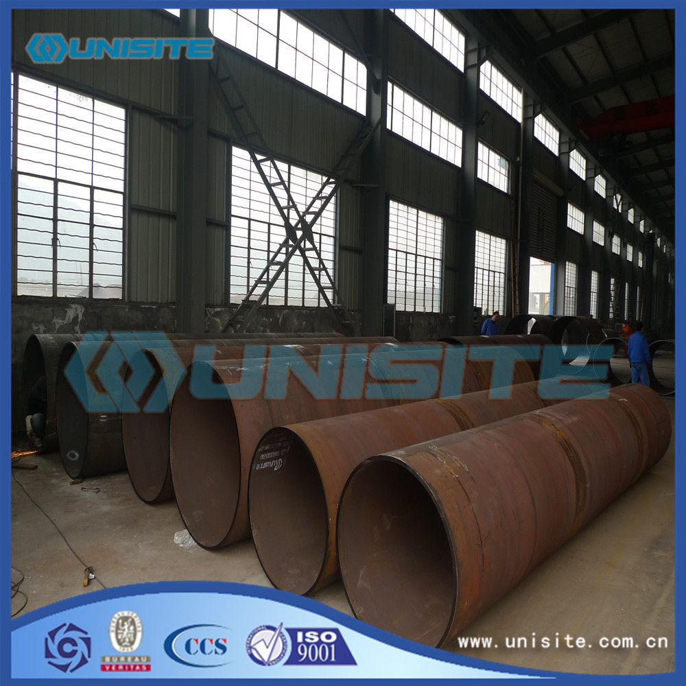 Steel Straight Seam Pipe Saw