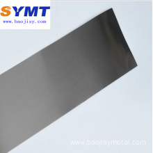 High Purity cold-rolled molybdenum sheet