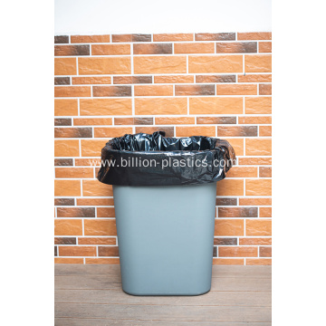 Plastic Dustbin Bags on Roll