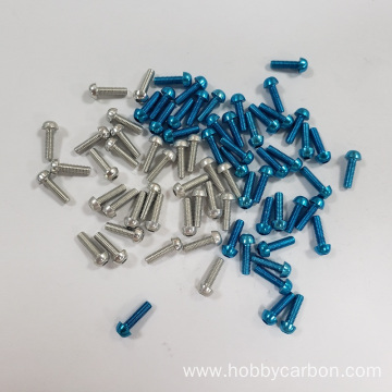 7075 Enhanced Aluminum Bolts For FPV Drones Quadcopter