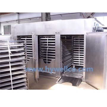 New Condition Hot Air Tray Drying Oven