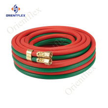 8mm 100 ft oxy acetylene twin line hose
