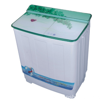 XPB85-85S Semi Automatic 8.5KG Twin Tub Washing Machine