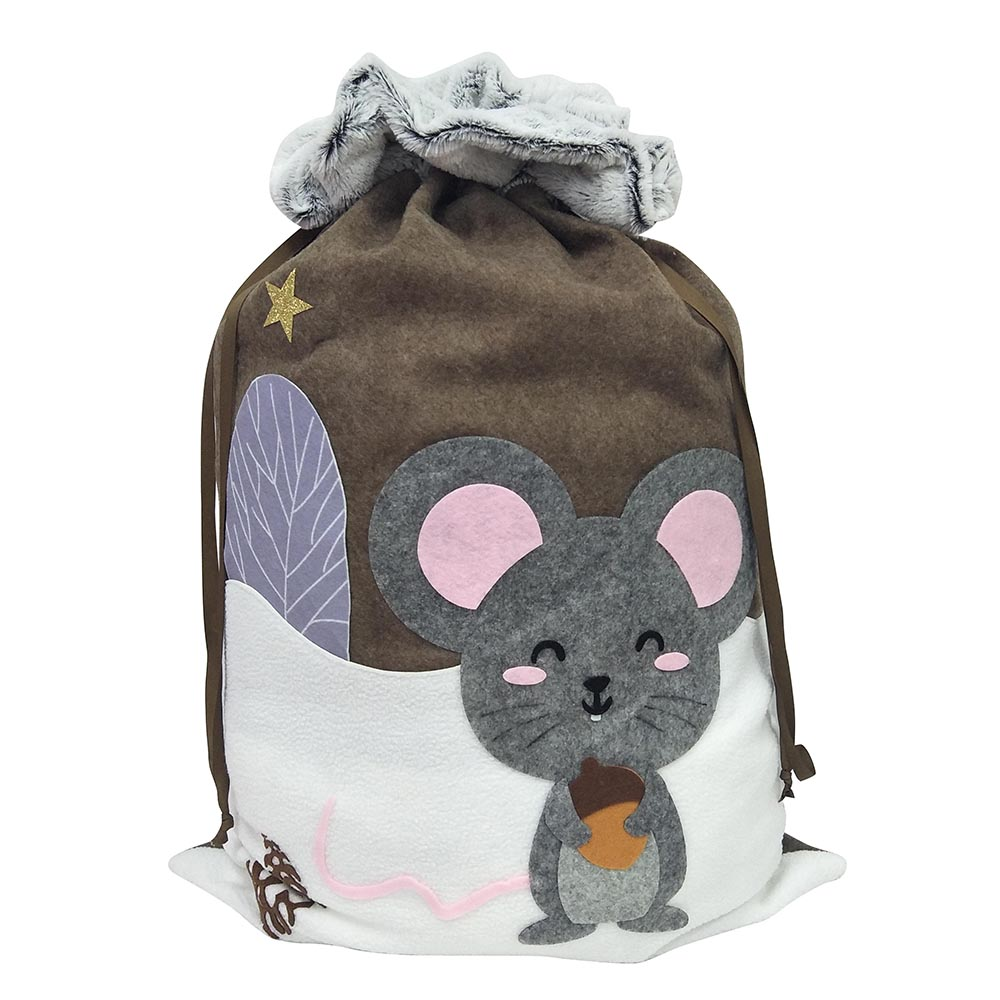 Mouse christmas sack(2)