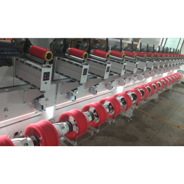 Intelligent Control Hank to Cone Winding Machine